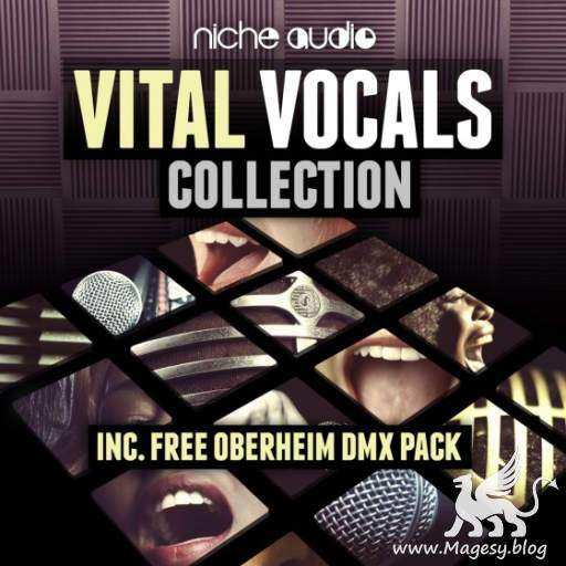 Vital Vocals LiVE LOGiC MASCHiNE 2